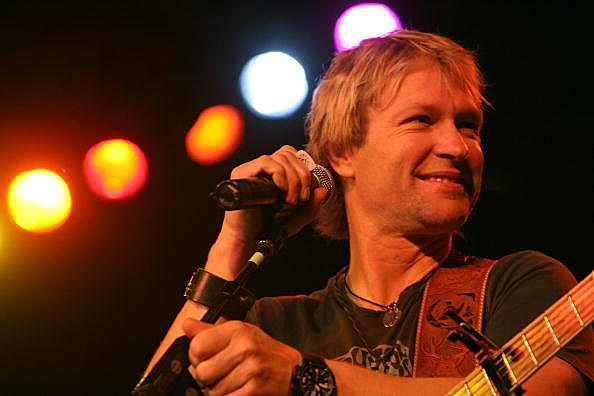 Craig Morgan spoke with Clay and Dale Wednesday (Getty Images)