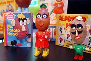 50th Birthday Party For Mr. Potato Head