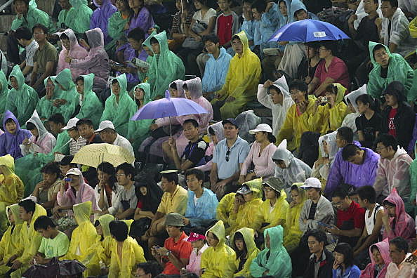 May see rain Friday (Getty Images)
