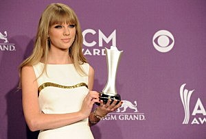 47th Annual Academy Of Country Music Awards - Press Room