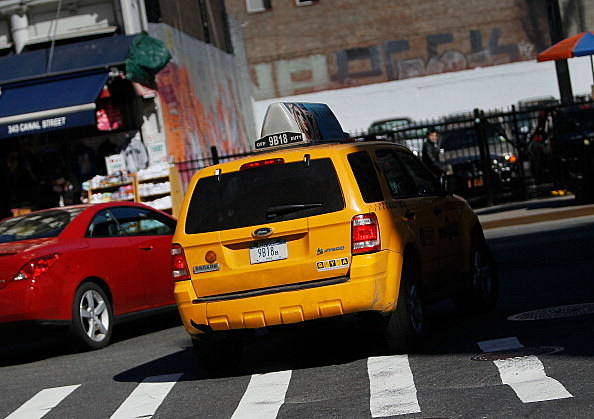Keep a cab company number handy (Getty Images)