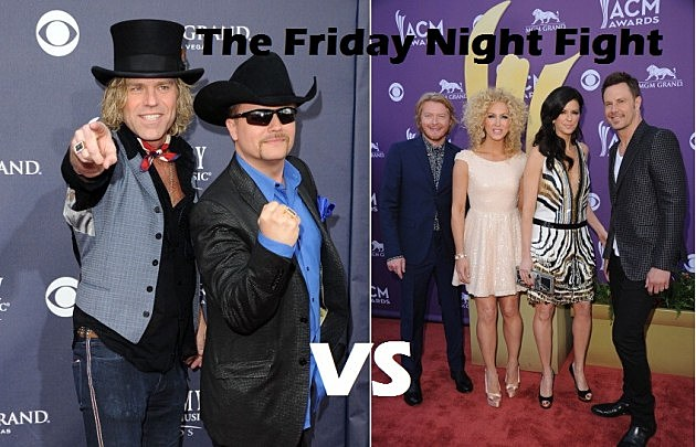 Big & Rich vs. Little Big Town