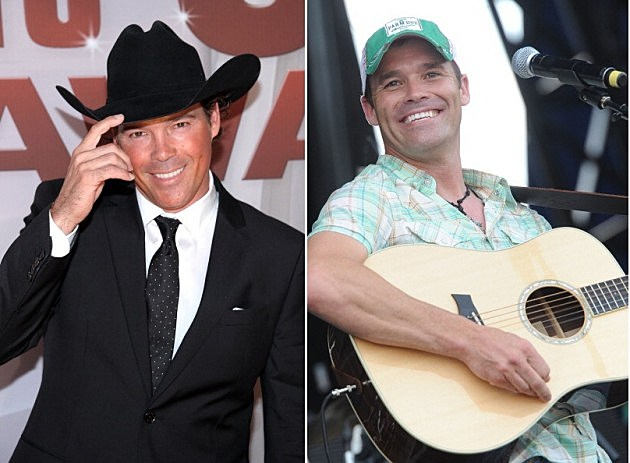 Clay Walker and James Wesley