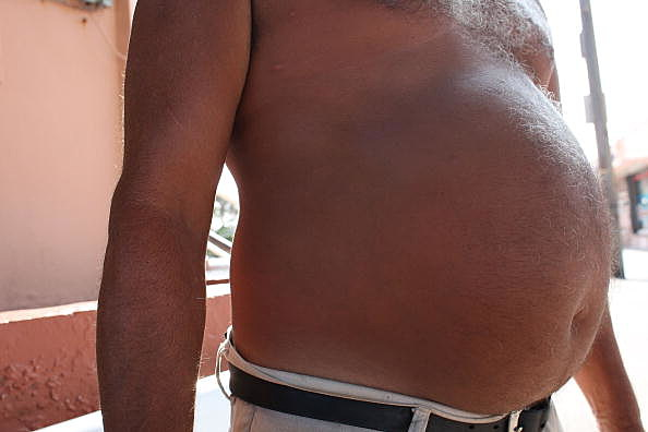 Wana shed the fat? Get some sleep! (Getty Images)