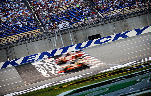 Kentucky Speedway (Getty Images)