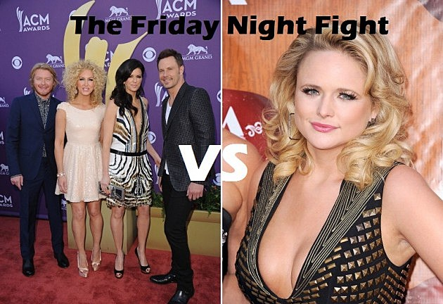 Little Big Town Vs. Miranda Lambert
