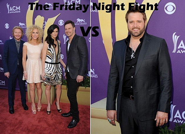 Little Big Town Vs. Randy Houser