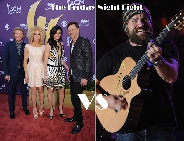 Little Big Town Vs. Zac Brown Band