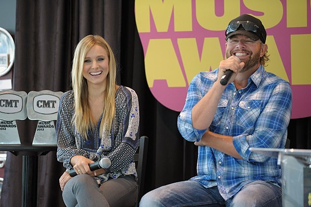 2012 CMT Music Awards - Press Conference
