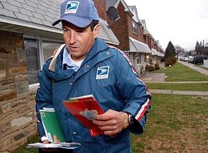 Busiest Day for U.S. Postal Service