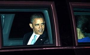 US President Barack Obama Visits The UK - Day One