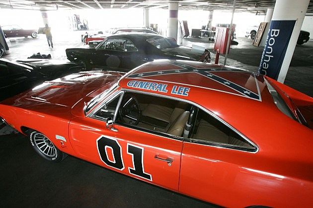 The Dukes of Hazzard's General Lee