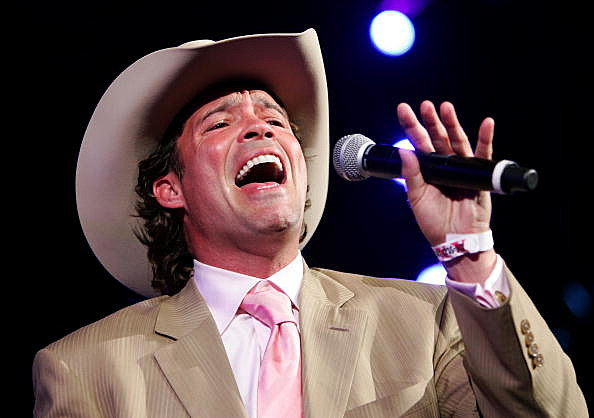 Clay Walker comes to town this weekend (Getty Images)