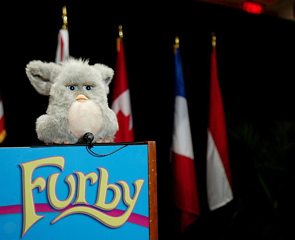 The Furby is making a comeback (Getty Images)