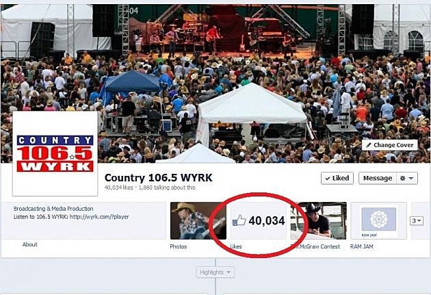 WYRK Facebook