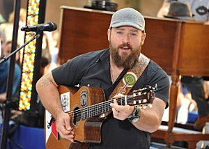"The Zac Brown Band Performs On NBC's ""Today"""