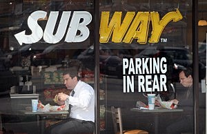 Subway Surpasses McDonald's As Having Most Restaurants Worldwide