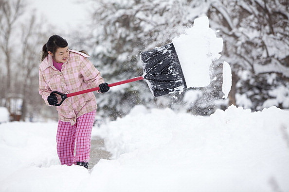 Forecasters predict a big winter ahead (Getty Images)