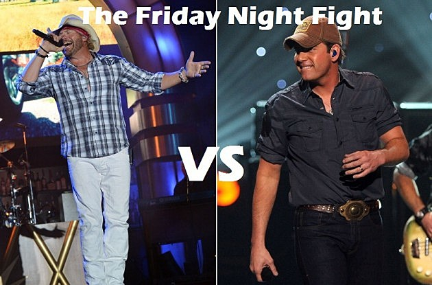 Toby Keith Vs. Rodney Atkins