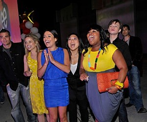 "Fox Premiere Of ""Glee"" - Inside"