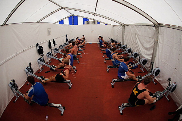 Exercise is only part of the plan (Getty Images)