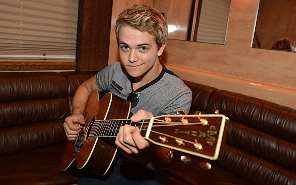 Hunter Hayes called WYRK's morning show (Getty Images)