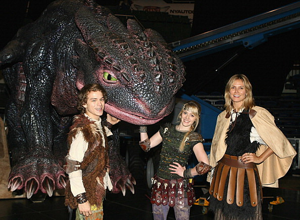 """How To Train Your Dragon Live"" (Getty Images)"