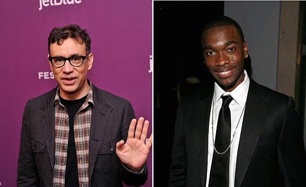 Fred Armisen and Jay Pharaoh