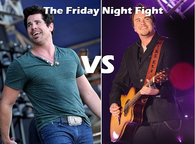 JT Hodges Vs. Eli Young Band