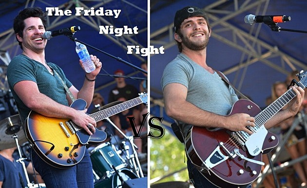 JT Hodges Vs. Thomas Rhett