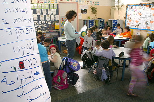 Back to school this week! (Getty Images)