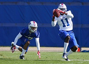 Buffalo Bills Minicamp