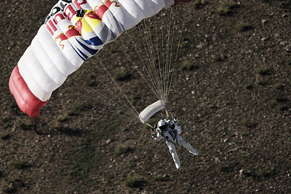 Felix Baumgartner (Getty Images)