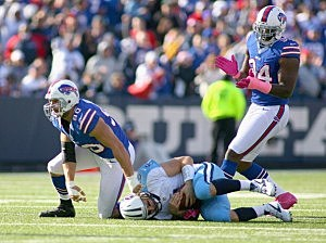 Tennessee Titans v Buffalo Bills