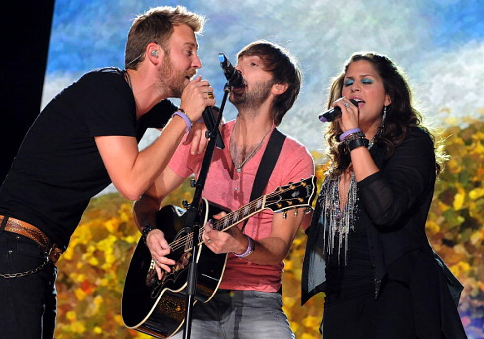 lady antebellum christmas album is out