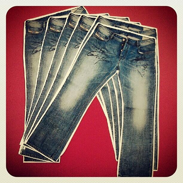 Mini Toby's Jeans