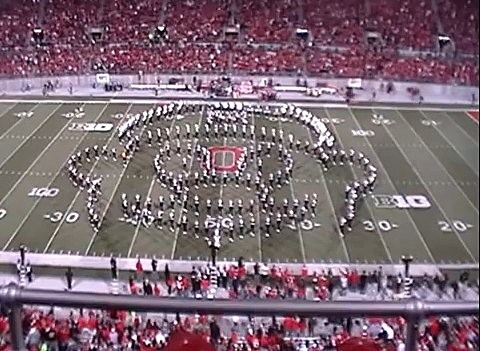 Band in the shape of Mario's head