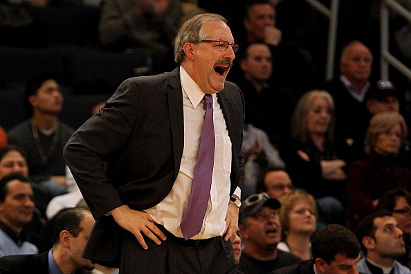 Coach Baron will lead the Griffs (Getty Images)