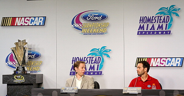 NASCAR Championship Contenders  (Getty Images)