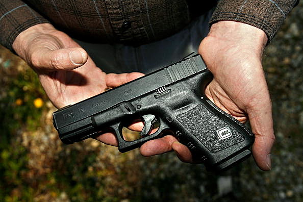 A gun for a vote? (Getty Images)
