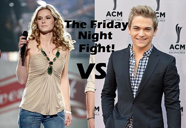 Kristy Lee Cook Vs. Hunter Hayes