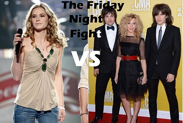 Kristy Lee Cook Vs. The Band Perry