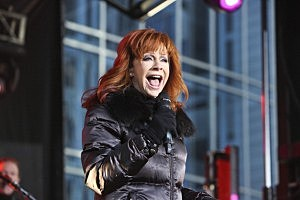 "Reba McEntire Performs On ABC's ""Good Morning America"""