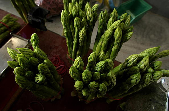 Asparagus (Getty Images)