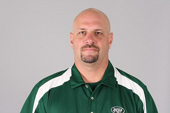 Buffalo Bills Defensive Coordinator Mike Pettine