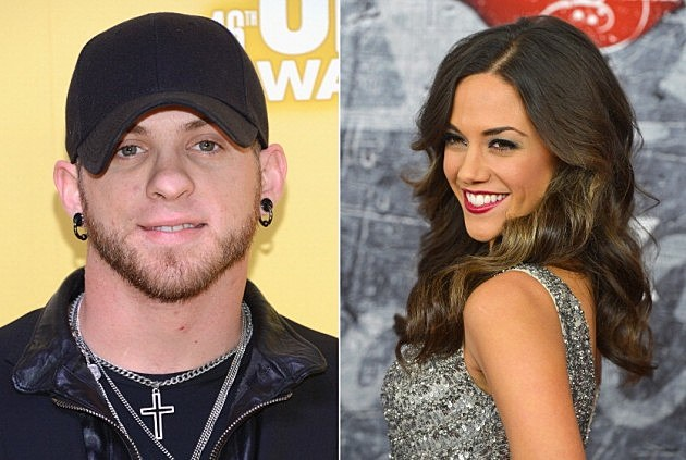 Brantley Gilbert and Jana Kramer