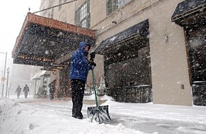 Major Nor'Easter Hits East Coast