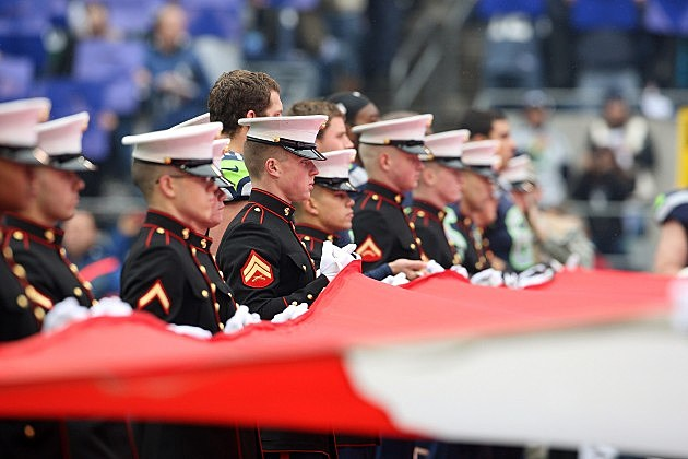 US Marines (Getty Images)