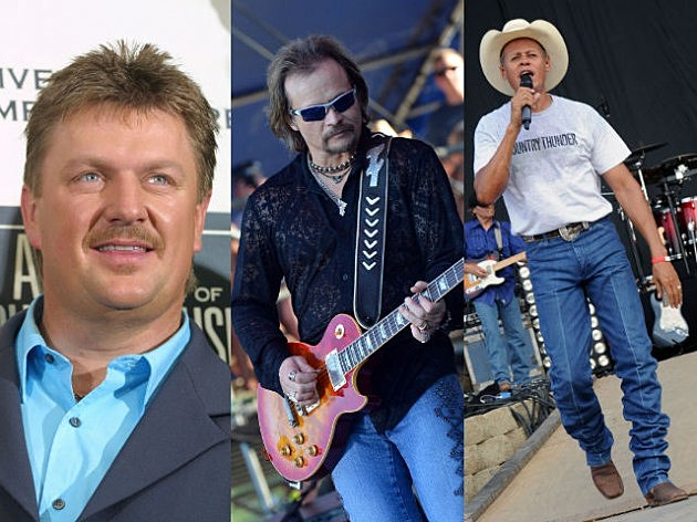TOC 2001 Artists (Joe Diffie Travis Tritt Neal McCoy)