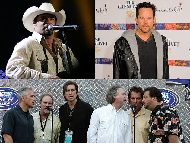 TOC 2003 Artists (Diamond Rio Chris Cagle Gary Allan)